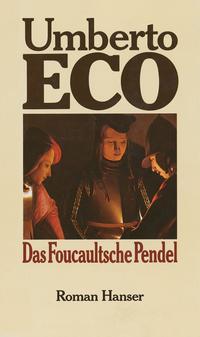 Das Foucaultsche Pendel.