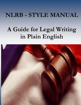Nlrb Style Manual