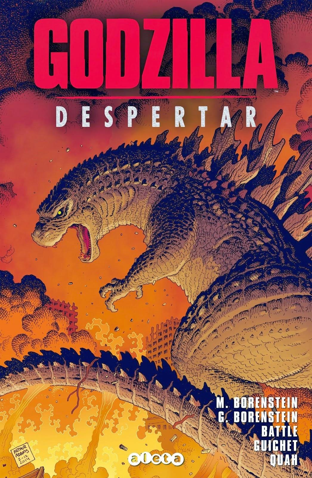 Godzilla: Despertar