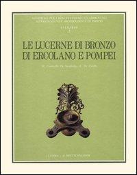 Le lucerne di bronzo di Ercolano e Pompei
