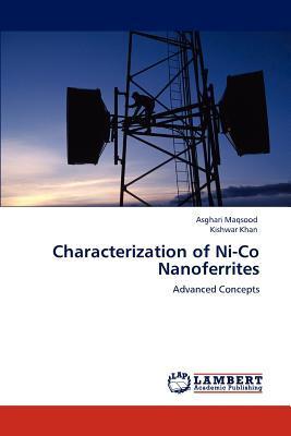 Characterization of Ni-Co Nanoferrites