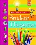 Scholastic Student Thesaurus Revised