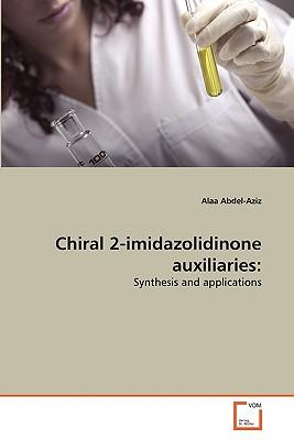 Chiral 2-imidazolidinone auxiliaries