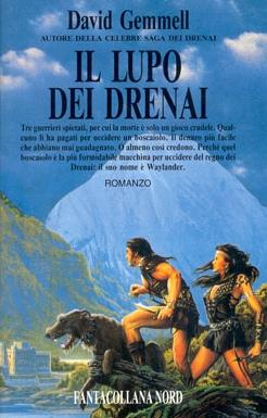 Il lupo dei Drenai
