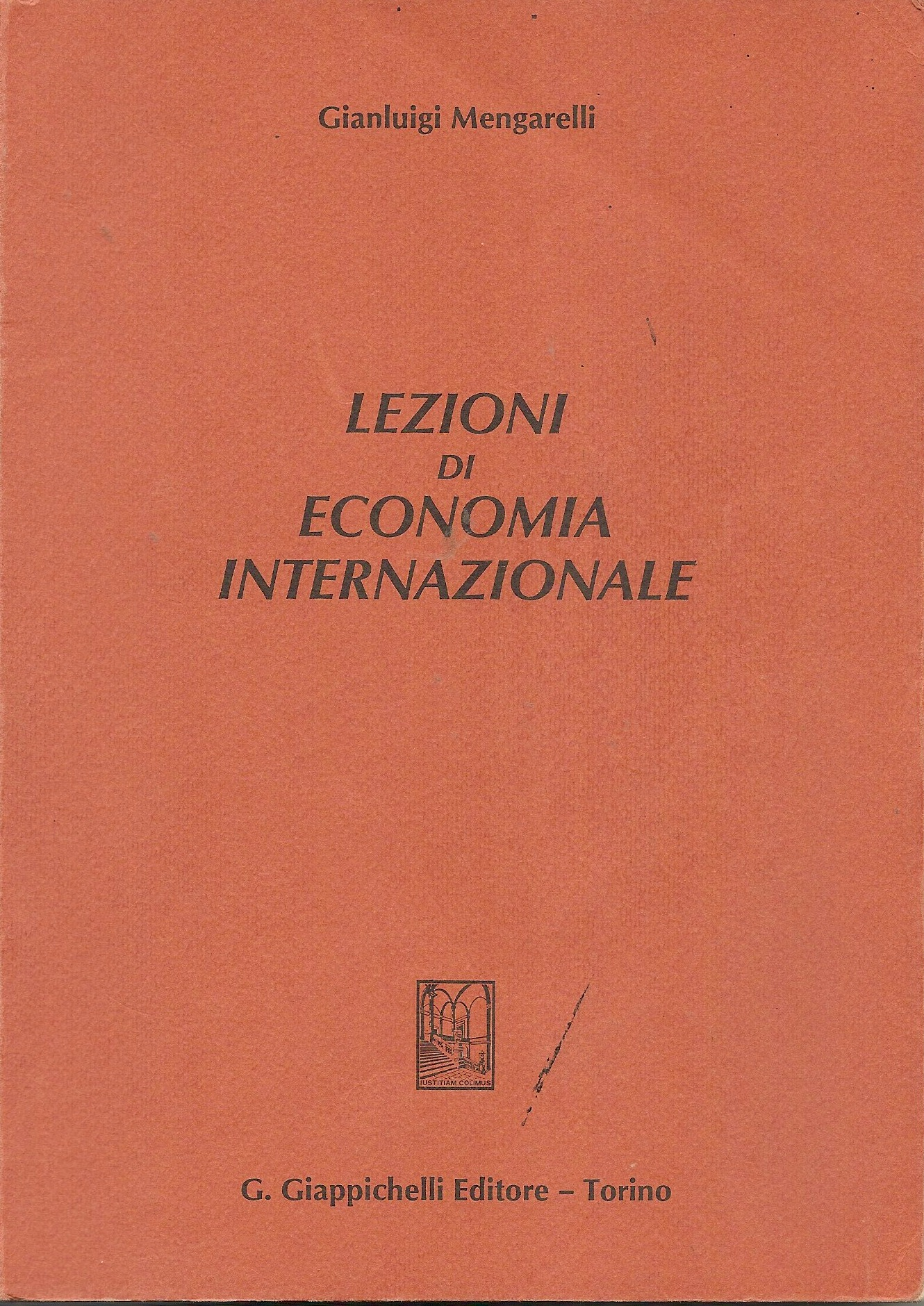 Lezioni di economia internazionale