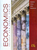 e-Study Guide for: Economics: Private and Public Choice by James D. Gwartney, ISBN 9780538754279