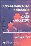 Environmental Statistics and Data Analysis