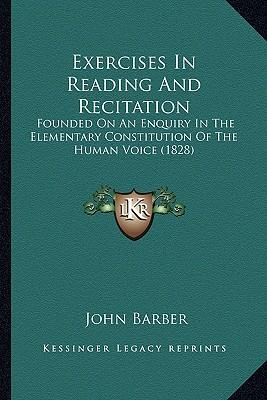 Exercises in Reading and Recitation