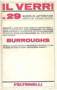Il Verri. Rivista di letteratura n. 29 (Dicembre 1968)