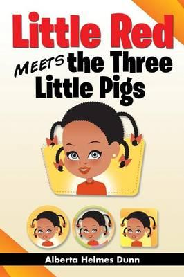Little Red Meets the Three Little Pigs