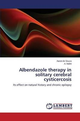 Albendazole therapy in solitary cerebral cysticercosis