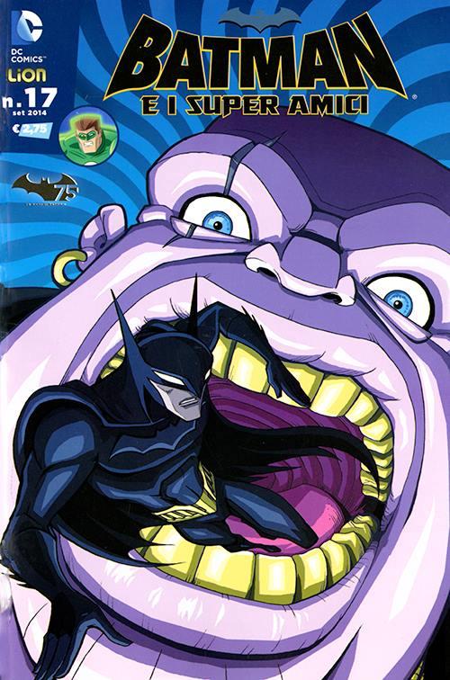Batman e i Superamici n. 17