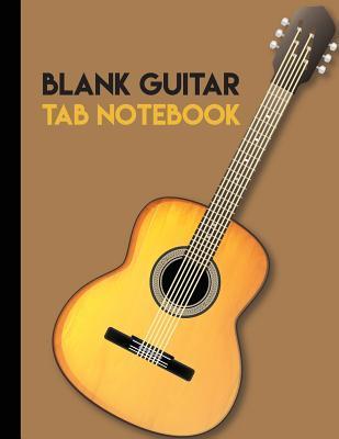 Guitar Tab Notebook