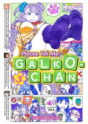 Please Tell Me! Galk...
