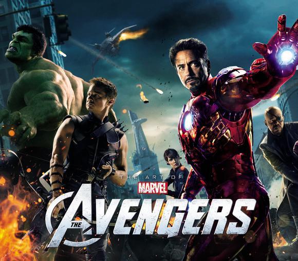 Avengers: Art of the...