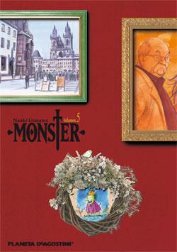 Monster Kanzenban #5 (de 9)