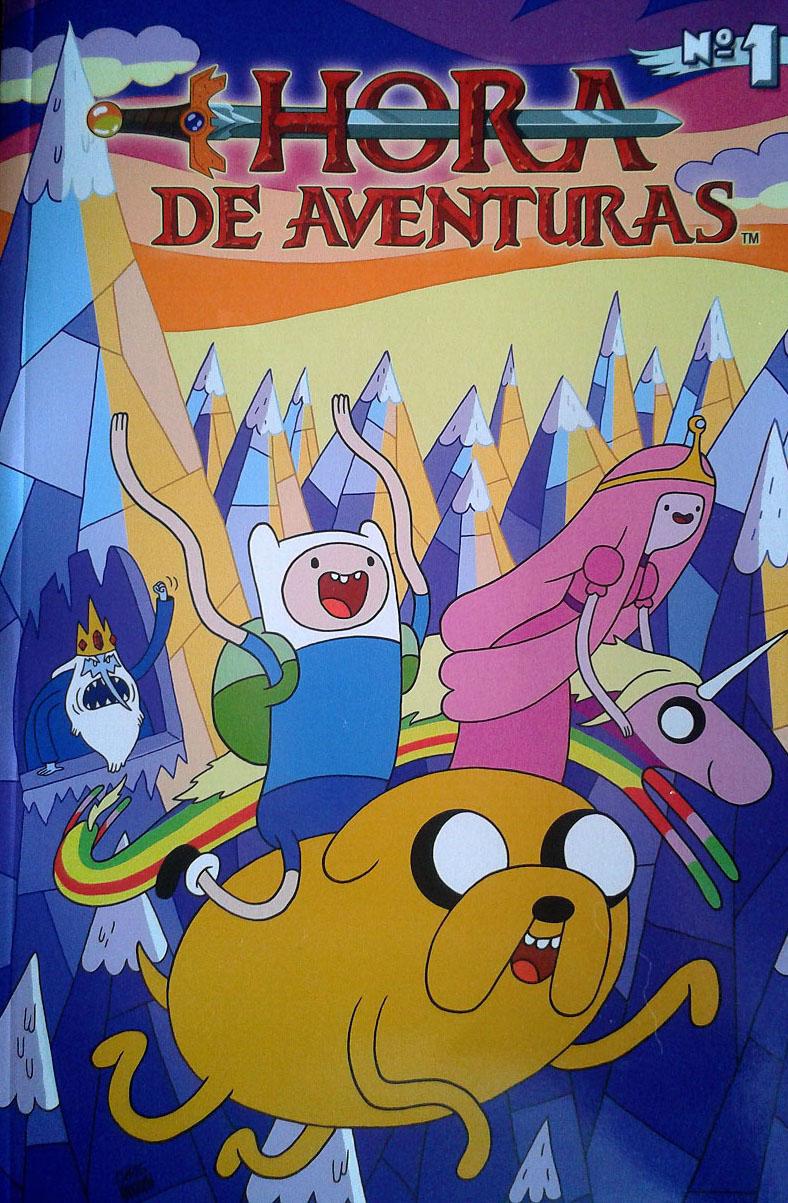 Hora de aventuras #1