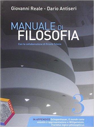 Manuale di filosofia. Ediz. plus. Per i Licei. Con e-book. Con espansione online