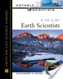 A to Z of Earth Scientists