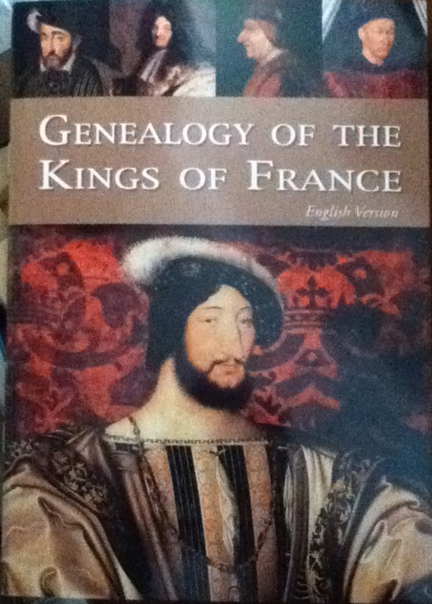 Genealogy of the Kings of France