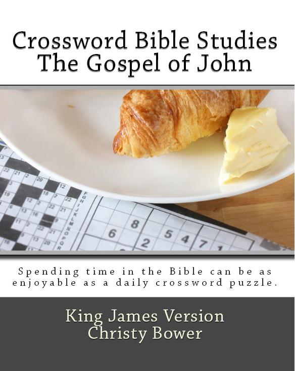 Crossword Bible Studies: The Gospel of John