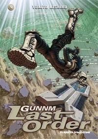 Gunnm Last Order Nº 09