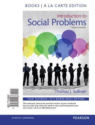 Introduction to Social Problems + MySocLab Passcode