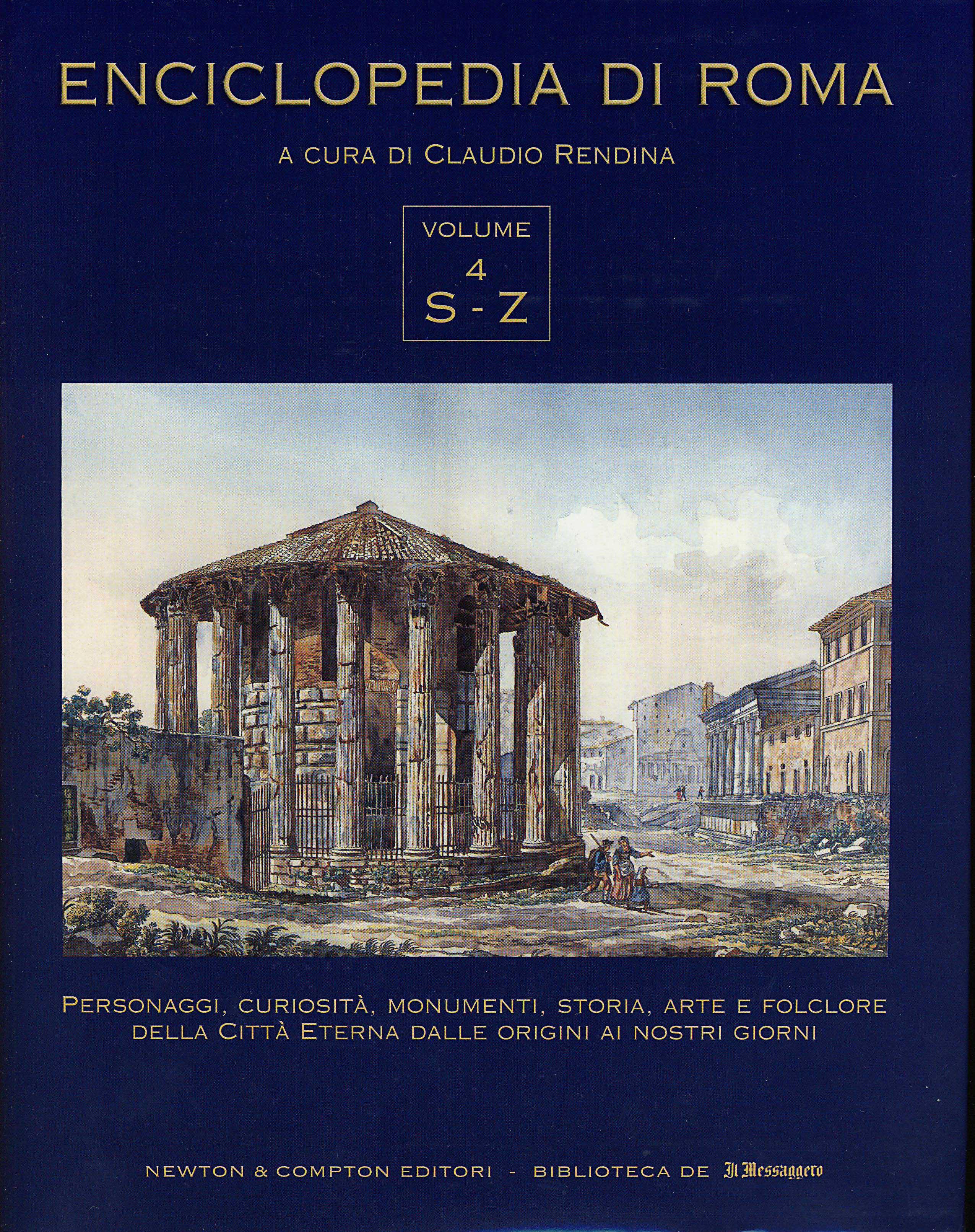 Enciclopedia di Roma...