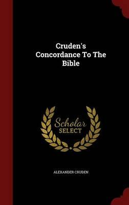 Cruden's Concordance...