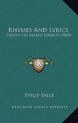 Rhymes and Lyrics