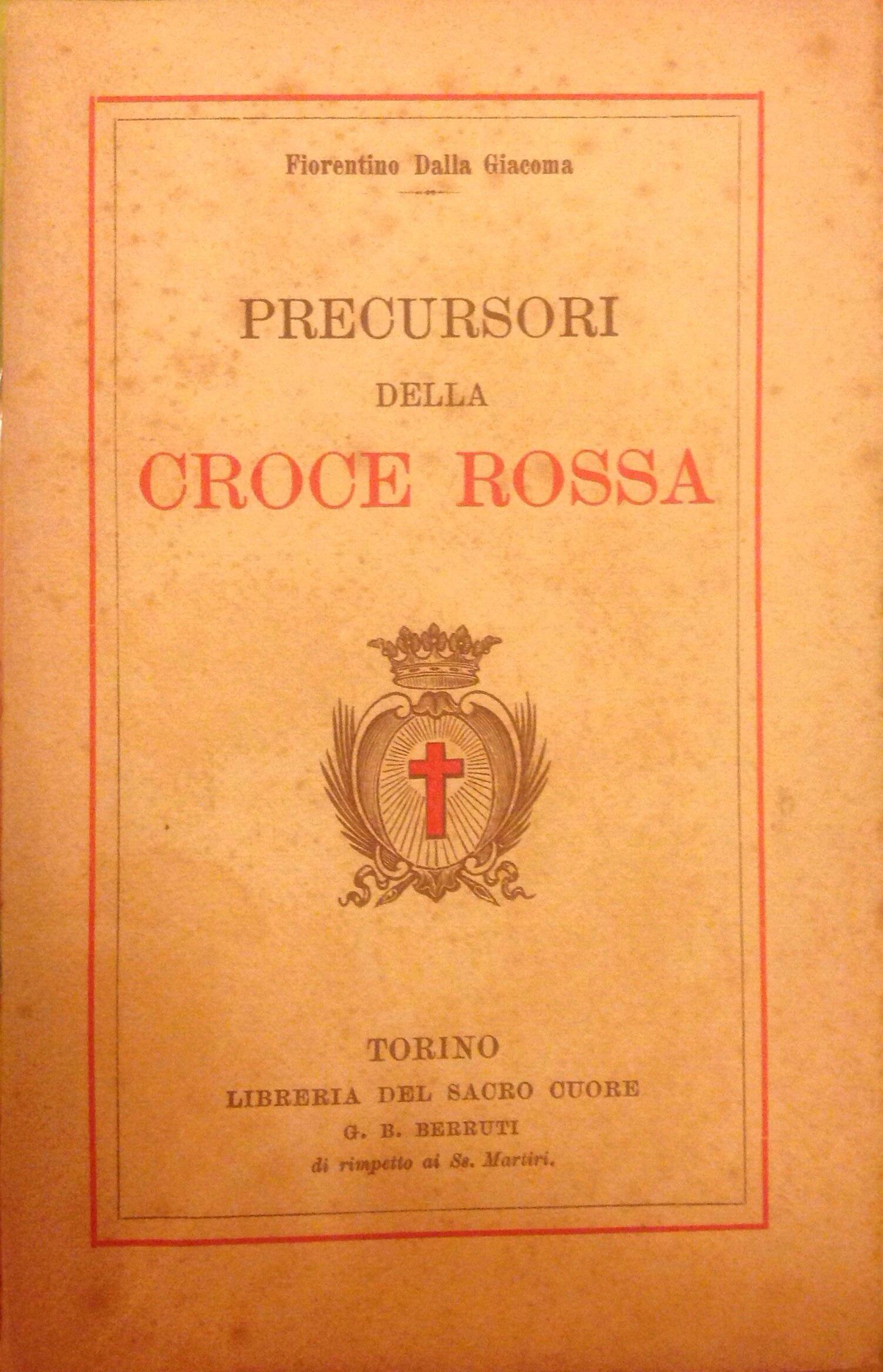 Precursori della Croce Rossa