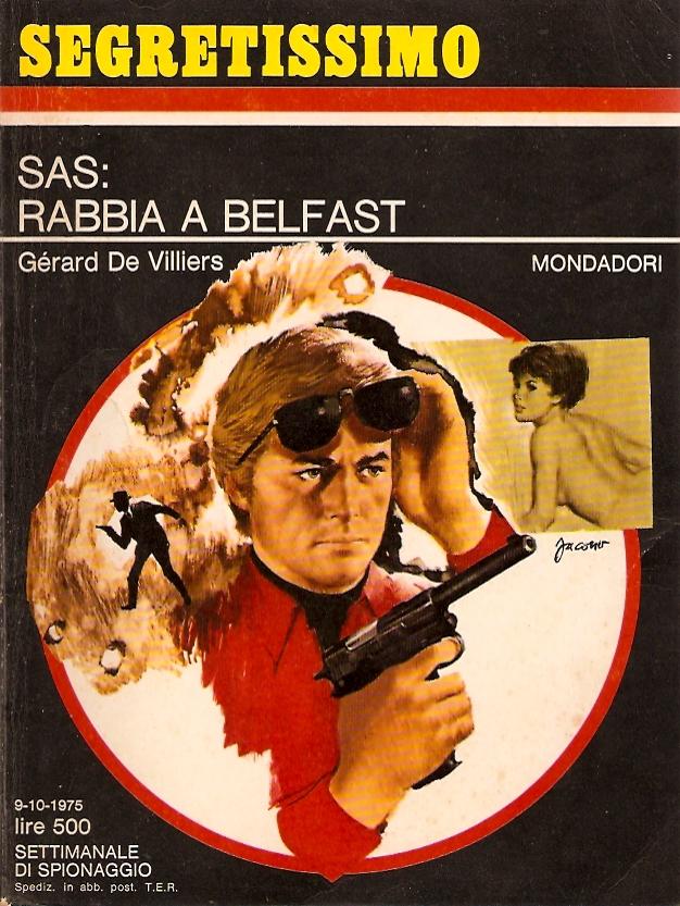 SAS: rabbia a Belfast