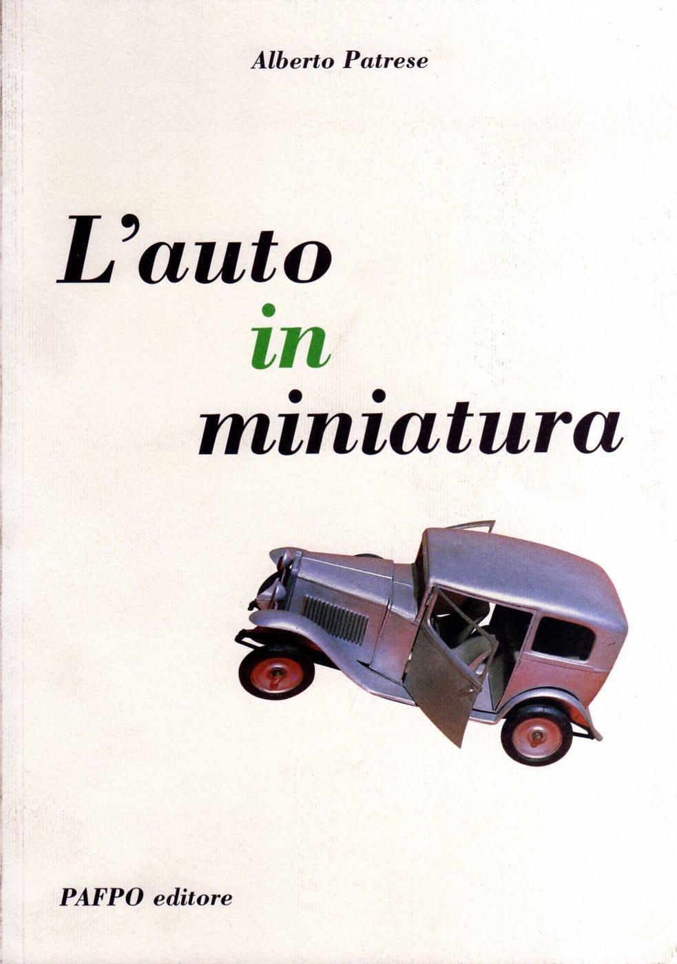L' auto in miniatura