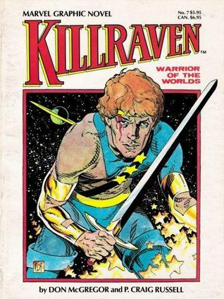 Killraven: Warrior of the Worlds