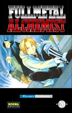 Fullmetal alchemist #20 (de 27)