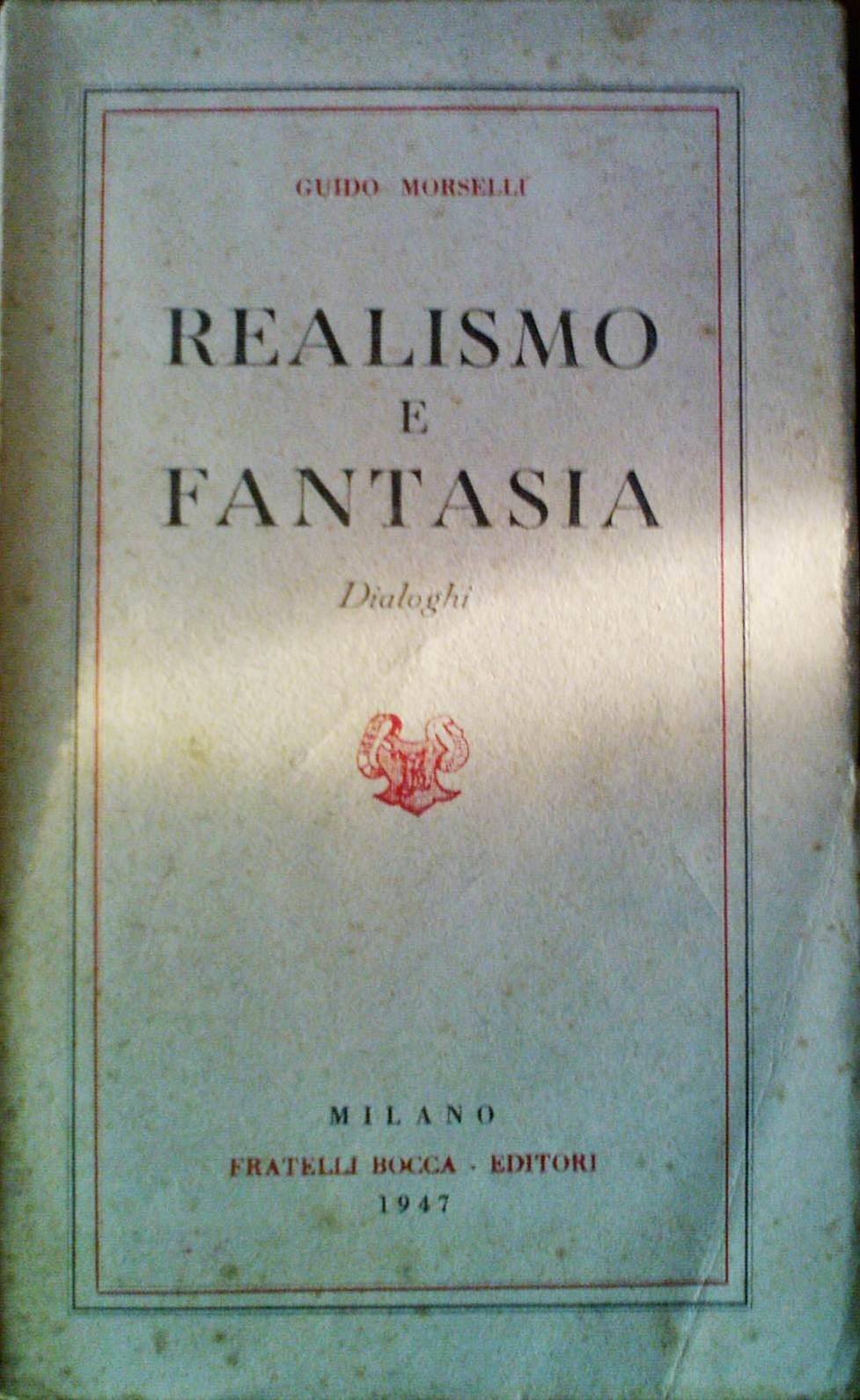 Realismo e fantasia