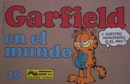 Garfield en el mundo