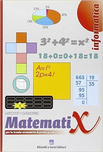MATEMATIX INFORMATICA +CD