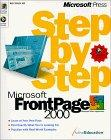 Microsoft Frontpage 2000 Step by Step