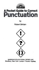 Pocket Guide to Correct Punctuation