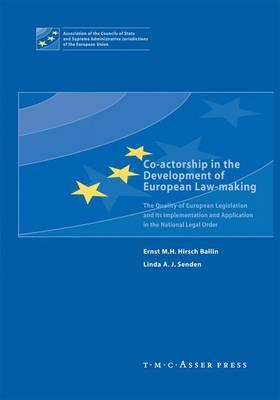 Co-actorship in the Development of European Law-making