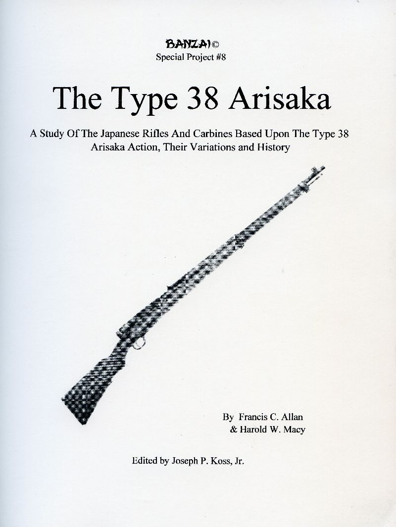 The Type 38 Arisaka