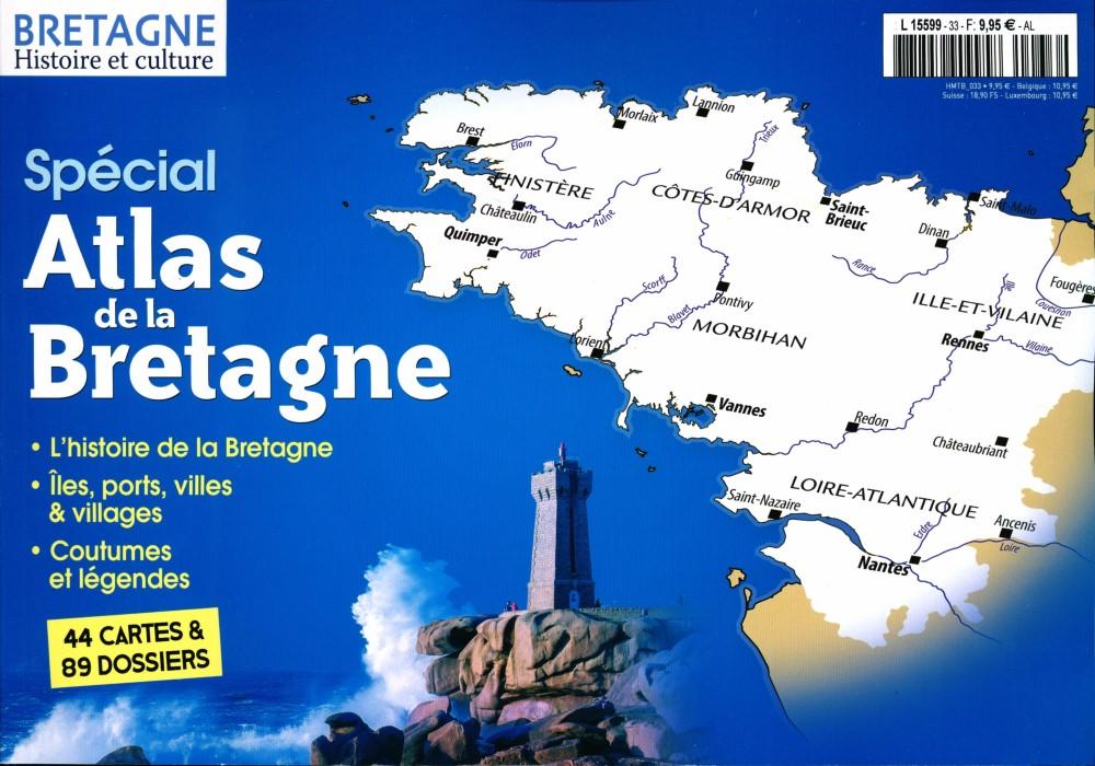 Bretagne histoire et culture, n. 33, 17 mai 2019