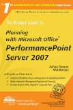 The Rational Guide To Planning with Microsoft Office PerformancePoint Server 2007