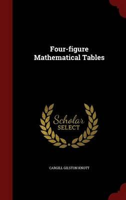 Four-Figure Mathematical Tables