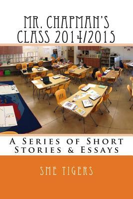 Mr. Chapman's Class 2014/2015