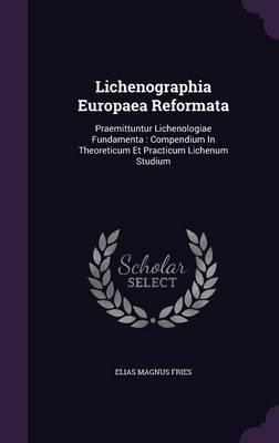 Lichenographia Europaea Reformata