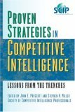 Proven Strategies in Competitive Intelligence