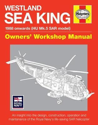 Haynes Westland Sea King Owners' Workshop Manual