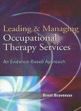 Leading & Managing Occupational Therapy Services